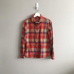 J. McLaughlin Red Flannel #173